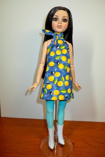 Pop Sugar Dress