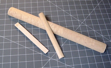 Seam Sticks in Various Sizes