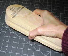 How to Hold the Clapper