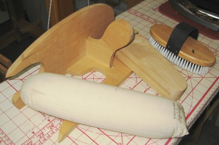 Seam Roll and other pressing tools